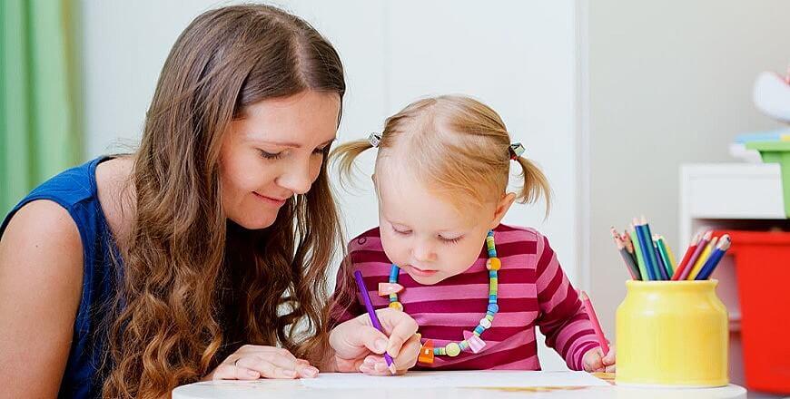 привыкание детей к детскому саду