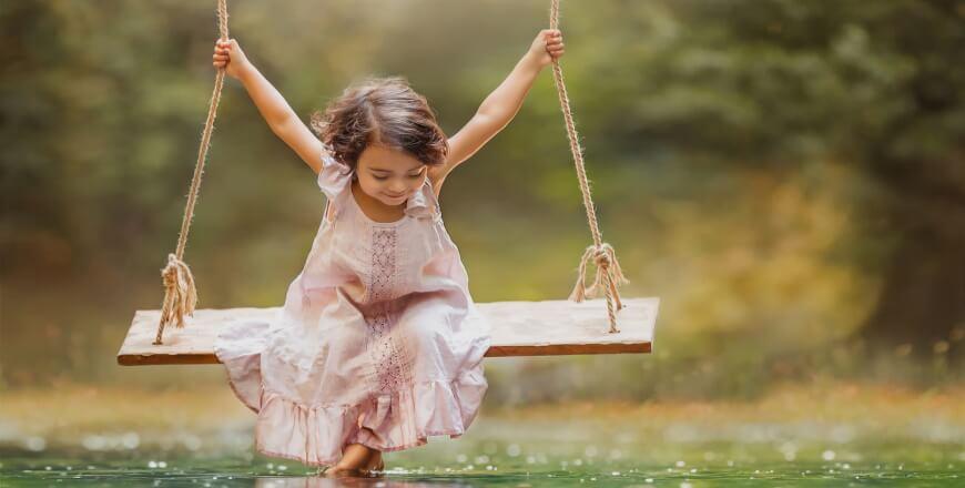 Дети нуждаются в заботе, но свобода им тоже нужна