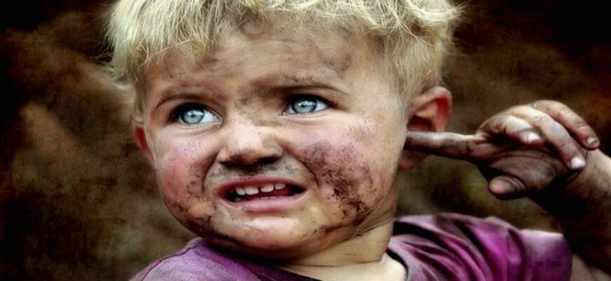 Гиперактивный ребёнок — причины