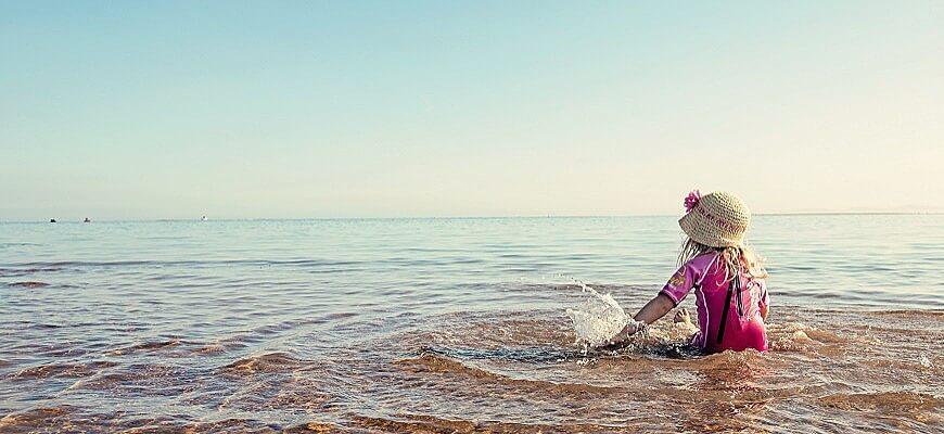 Летние игры на море