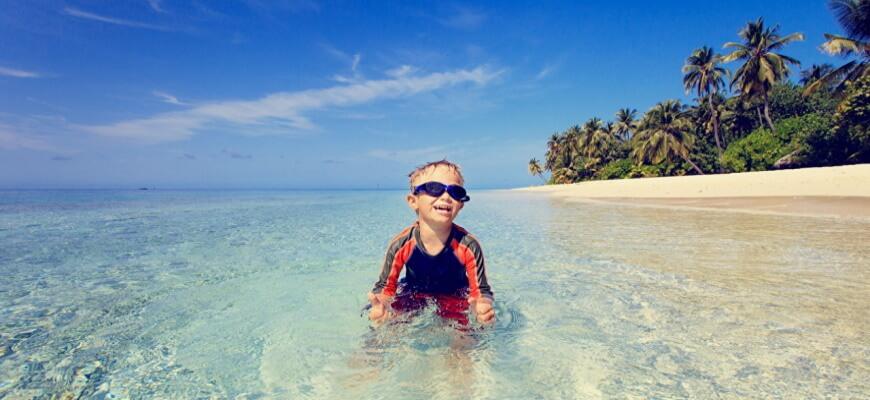 как научить ребёнка плавать вольным стилем