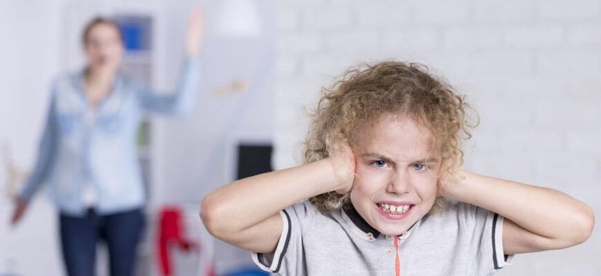 Кричать на ребёнка — это насилие