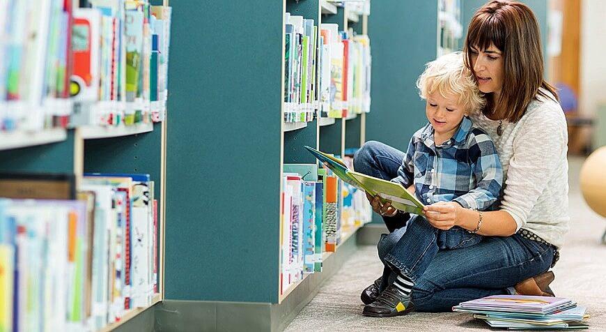 Как научить ребёнка читать: полезные советы
