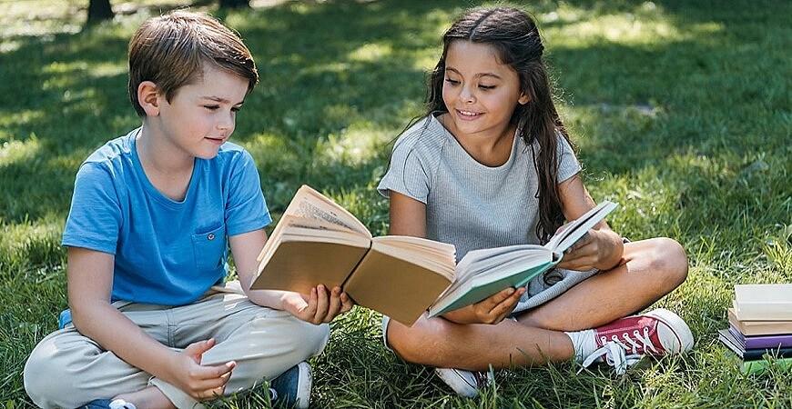 Как подобрать книгу для ребёнка 7-8 лет