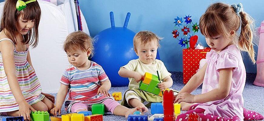 Зрительное развитие ребёнка
