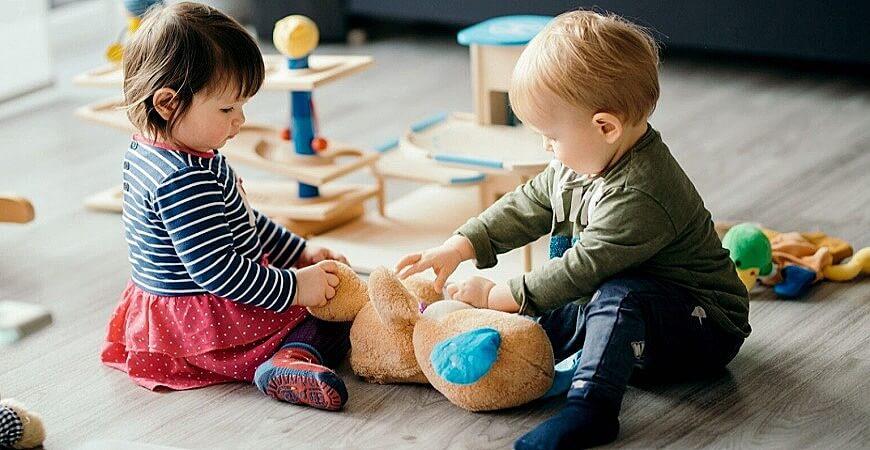 Социальное развитие ребёнка с раннего возраста
