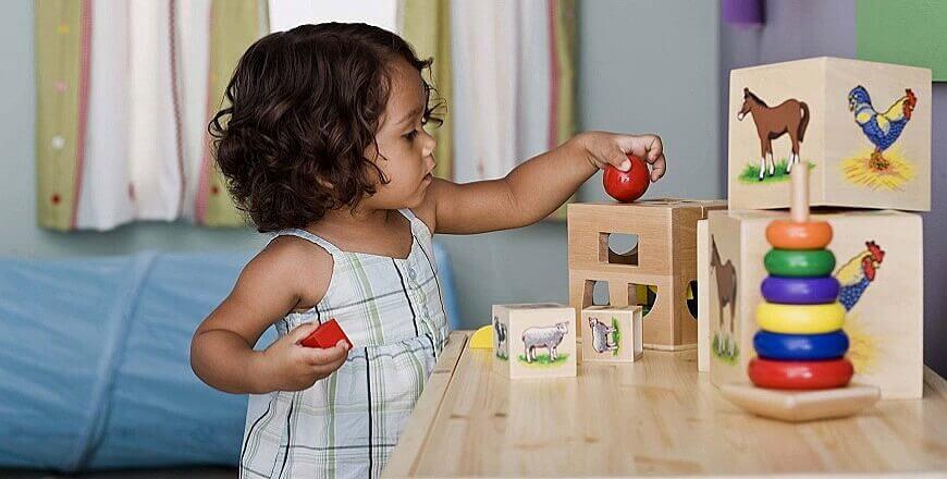 Как создать развивающее пространство для ребенка?